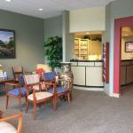When you walk into our office, we want to welcome you as if you were entering our home.  Our Reception Room is designed to help you relax while you wait for your visit. Whenever there is something that we can do to make your visit with us more pleasant, please let us know.